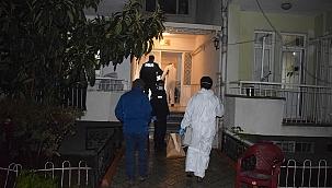 47 yaşındaki kadın evinde ölü bulundu