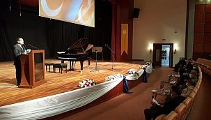 İnönü Üniversitesi'nde Azerbaycan konseri