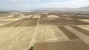 60 bin hektar arazide toplulaştırma!