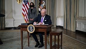 Biden'dan ırksal eşitlik kararnameleri