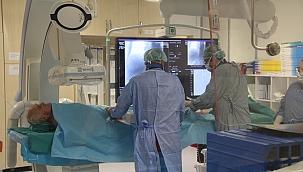 Bir yılda 458 organ nakli gerçekleşti