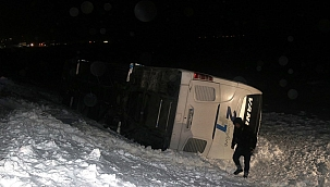 Bitlis'te kazalarda 5 kişi yaralandı