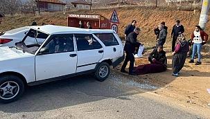 Kahramanmaraş'ta trafik kazası: 9 yaralı
