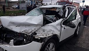 Kazada ölen mühendis defin edildi