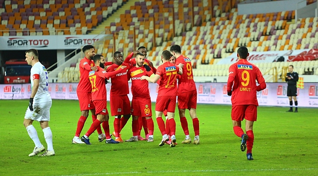 Malatya Çaykur Rizespor'a patladı!