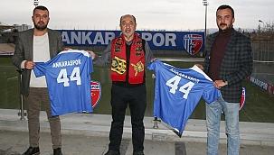 Malatya'dan Ankaraspor'a destek