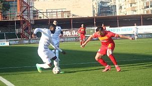Malatyaspor'dan deplasmanda 3 puan!