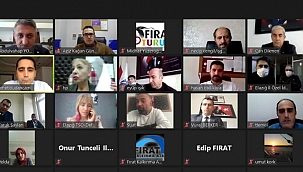 Proje yararlanıcılarına online eğitim toplantısı