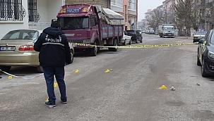 Silahlı saldırı da bir kişi yaralandı!