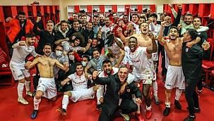 TFF 1. Lig'in en değerli takımı Samsun