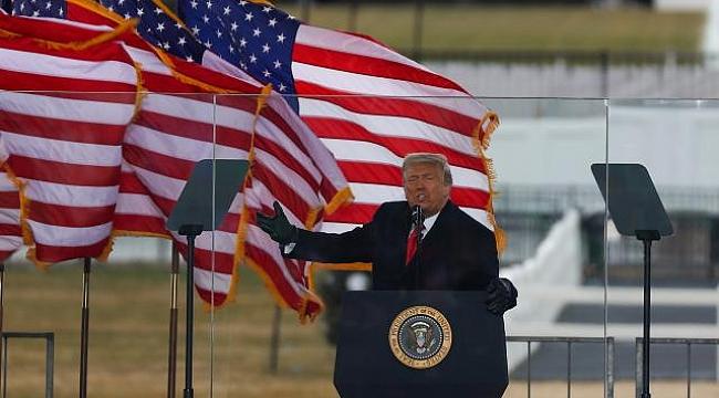 'Trump'ın azli' maddesi kabul edildi