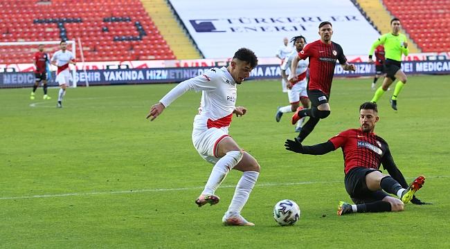 Antalya seriyi 10 maça çıkardı!