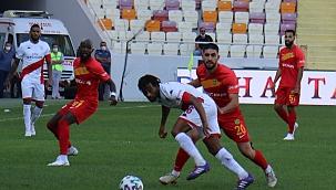 Antalyaspor ile YMS 8. randevuda