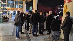 AK Partili Korkmaz İstanbul'a sevk edildi