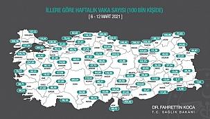 Malatya'da vaka sayılarında büyük artış!