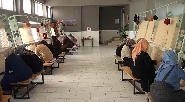 Pütürge'de kursla kadınlara iş imkanı