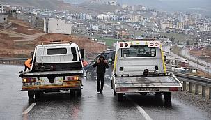 Zincirleme trafik kazası: 6 yaralandı