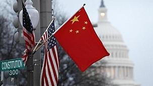 ABD 7 Çinli şirketi kara listeye aldı