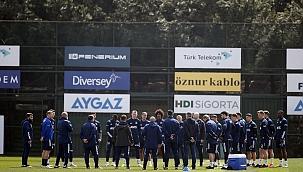Fenerbahçe'de Malatya maçı hazırlıkları