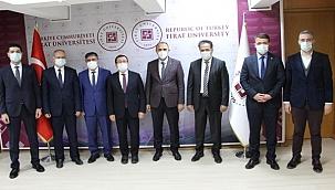 İki üniversite arasında iş birliği protokolü