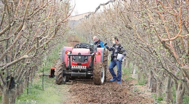 Karaman'da feci traktör kazası: 1 ölü