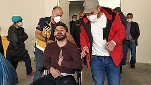 Samsun'da koca dehşeti: 1 ölü