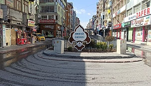 Cadde ve sokaklar boş kaldı!
