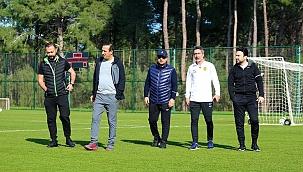 """""""Süper Lig'de kalmayı başaracağız"""""""