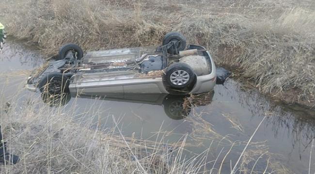 Uzman Çavuş ve ailesi kaza kurbanı!