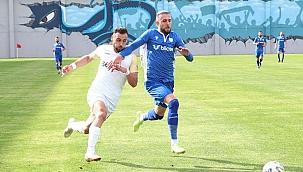 Ofspor- Yeşilyurt Belediyespor: 2-1