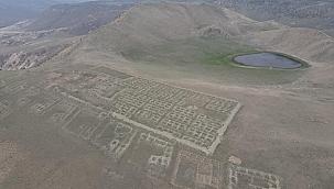 Tabal Krallığı bölgesi drone ile görüntülendi