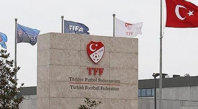 TFF'den 3 kulübe ihtar cezası!