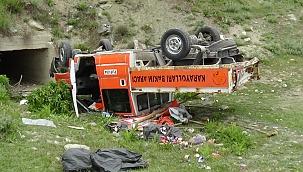 Kütahya'da trafik kazaları: 4 yaralı