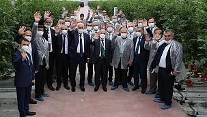 Türkşeker 2021 fabrikalar buluşması