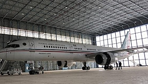 Meksika başkanlık uçağı satıldı