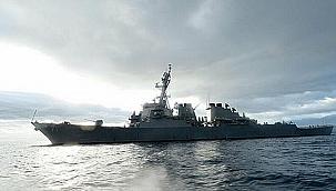 Rusya ABD savaş gemisini takibe aldı