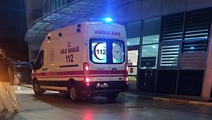 Samsun'da silahlı kavga: 1 yaralı