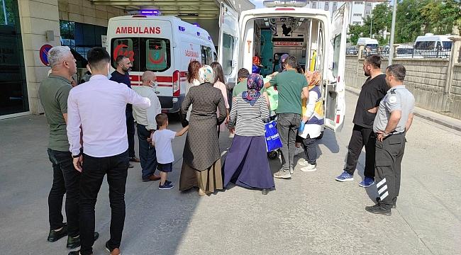 Siirt'te otomobil devrildi: 3 yaralı