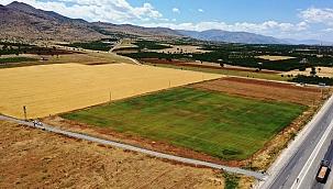 Tarımsal üretimleri hız kazandı!