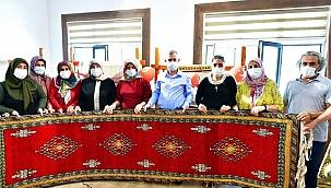 Tekstil Müzesi halı dokuma kursu