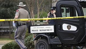 Texas'ta silahlı saldırı: 12 yaralı