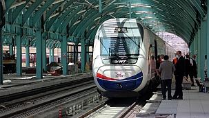 Yüksek Hızlı Tren Sivas'ta!