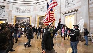 ABD'deki Kongre baskınında hapis cezası
