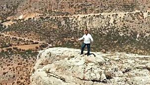 Alpay'ın son klipi Akçadağ'da çekildi