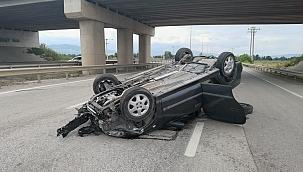 Bursa-Ankara karayolunda kaza