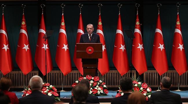 Erdoğan'dan bayram tatili açıklaması!