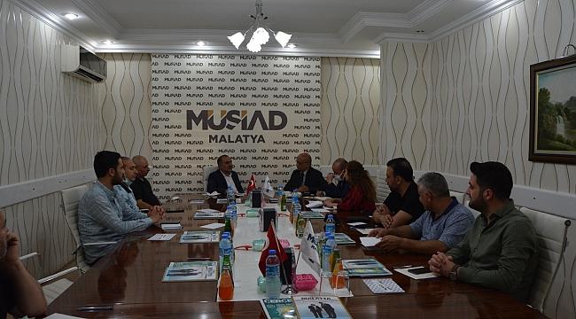 Malatya ile Endonezya arasında iş birliği