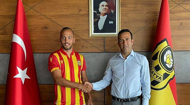 Yeni Malatyaspor'dan bir imza daha!