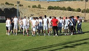 Malatyaspor'un Bolu kampı sürüyor!
