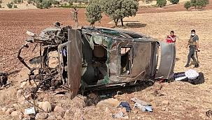 Mardin'de kaza: 2 asker hayatını kaybetti